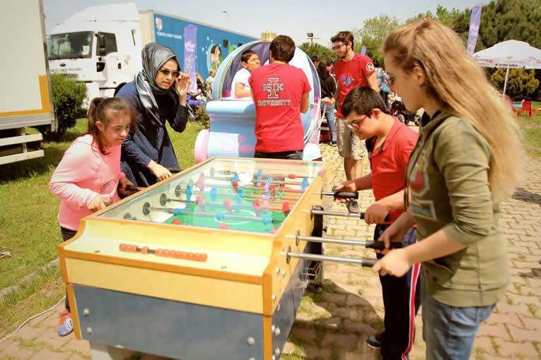 Işık Üniversitesi - 10. Gülen Çocuk Şenliği